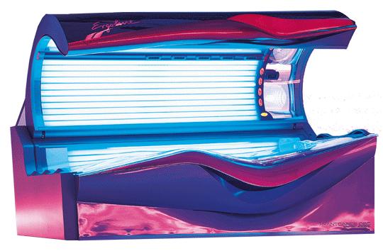 Ergoline | Avantgarde Turbo Power Zonnebanken | Zonnestudio Voordeel Zon